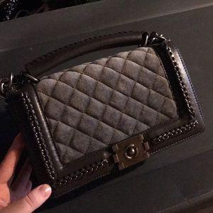 Handbags - BRAND NEW CUTE GRAY CROSSBODY
